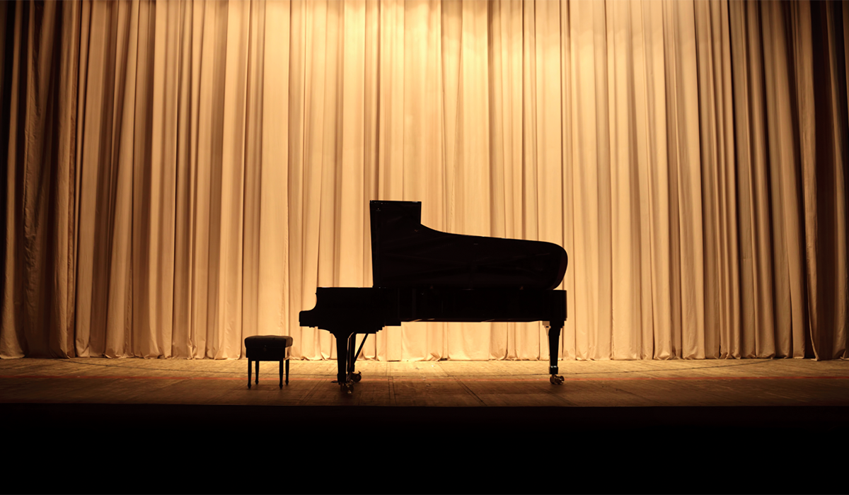 The Washington International Piano Series - Departments of
