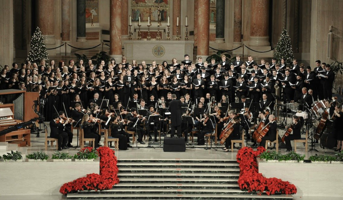 Annual Christmas Concert to Benefit Hurricane Relief