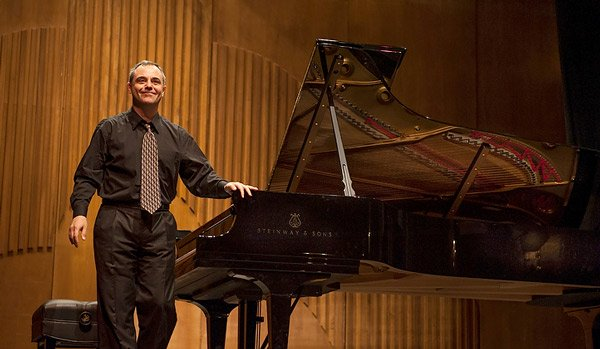 Kaltchev in Ward Recital Hall