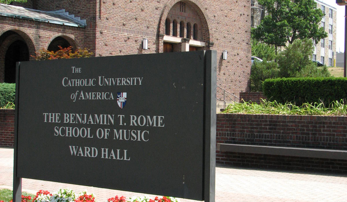 ward hall sign